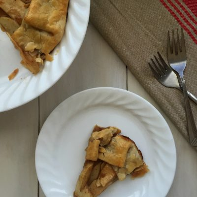 Easy and delicious Apple Tart
