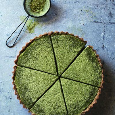 How to Make No-Bake Matcha Cheesecake