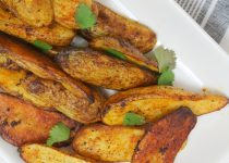 How to cook fingerling potatoes+Paprika Roasted Fingerling Potatoes Recipe.