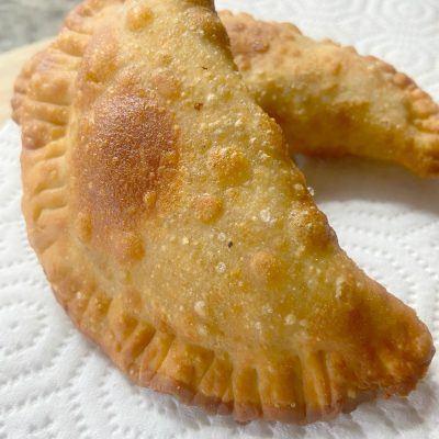 3-Ingredients Homemade Empanada Dough
